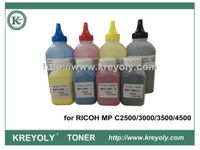 Color Toner Powder per Ricoh MPC2000 / 2500/3000/3500/4500