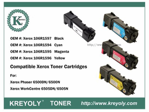 Toner Xerox Phaser 6500DN WorkCentre 6505DN compatibile
