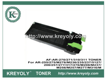 Cartuccia di toner per Sharp AR-270/271/310 / 311ST / T / FT